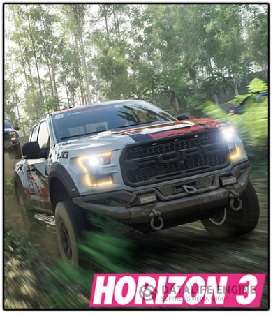 Forza Horizon 3 Developer Build Edition v1.0.99.2+ All DLC (incl Mountain Dew Car Pack)
