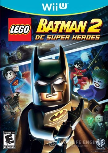 LEGO BATMAN 2: DC Super Heroes (2013) [WiiU] [USA] 5.3.2