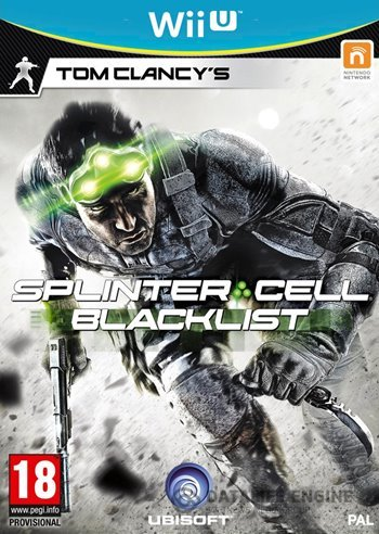 Tom Clancy's Splinter Cell: Blacklist (2013) [WiiU] [EUR] 5.3.2