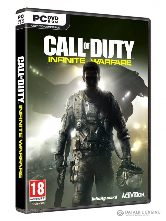 Call of Duty: Infinite Warfare - Digital Deluxe Edition [RePack] от R.G.BestGamer(v6.3.1222678)