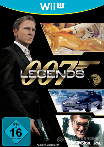 007 Legends (2013) [WiiU] [EUR] 5.3.2