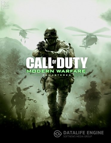 Call of Duty: Modern Warfare - Remastered [Update 2] (2016) PC | RePack