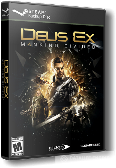 Deus Ex: Mankind Divided - Digital Deluxe Edition  (v 1.16.761.0 + DLC's) [RePack] by xatab