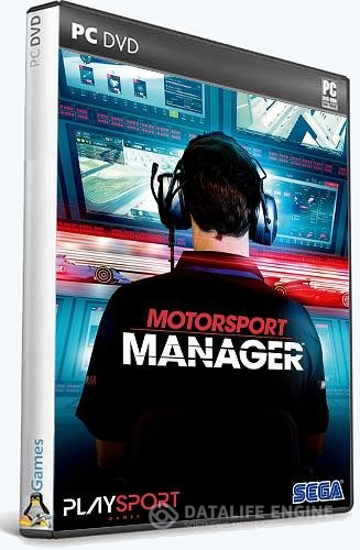 (Linux) Motorsport Manager (2016) [Ru/Multi] (1.1.11707) SteamRip