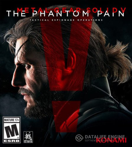 Metal Gear Solid V: The Phantom Pain [v 1.15 + DLCs] (2015) PC | Repack от xatab