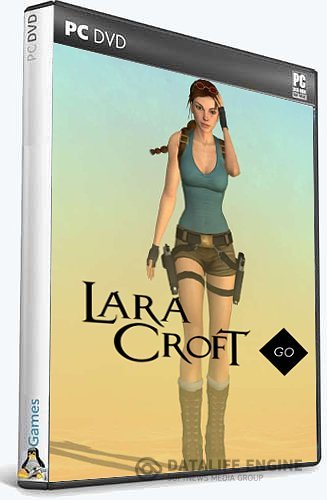(Linux) Lara Croft GO (2016) [Ru/Multi] (1.0) SteamRip