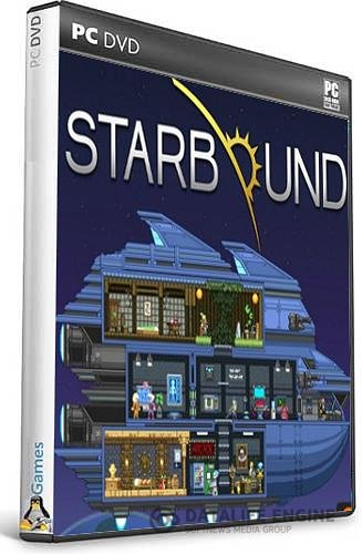 (Linux) Starbound (2016) [En] (1.2) License