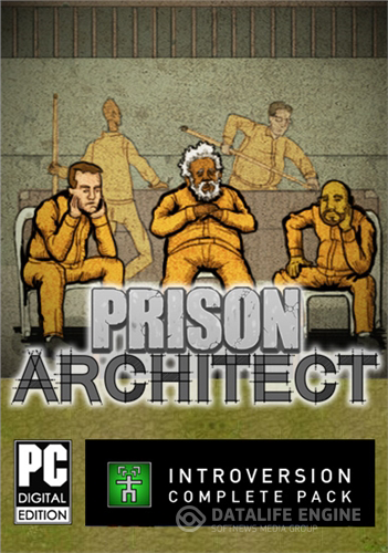 Prison Architect [multiplayer-4f] (2015) PC | Лицензия
