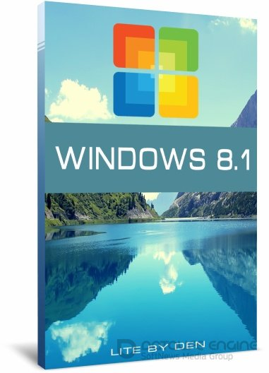 Windows 8.1 Pro Lite / x64 / v.1.1 / by Den / ~rus~