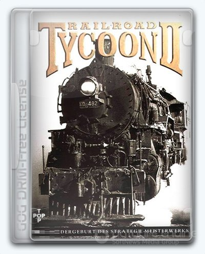 Railroad Tycoon 2 (1998) [En] (1.55/dlc) License