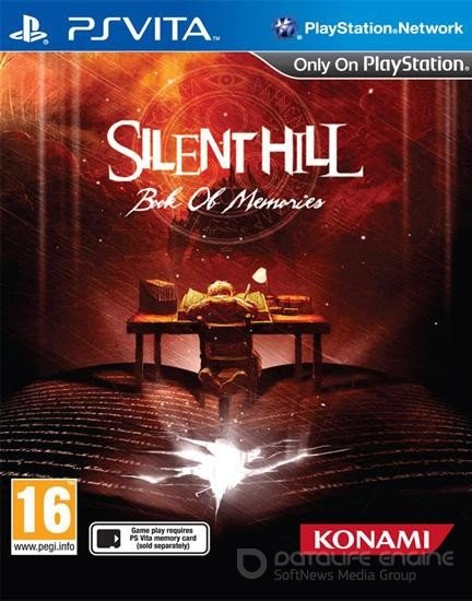 Silent Hill: Book of Memories (2012) [PSVita] [EUR] [HENkaku] [Unofficial] [Ru]