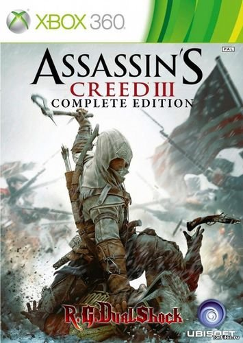 [FULL][DLC] Assassin's Creed III Complete Edition [RUSSOUND]
