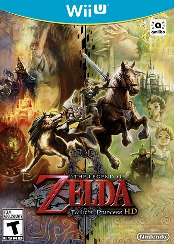 The Legend of Zelda: Twilight Princess HD (2016) [WiiU] [EUR] 5.3.2