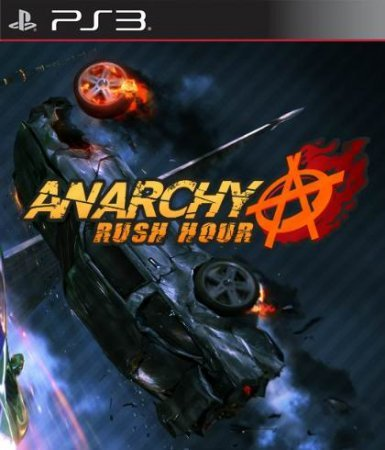 Скачать торрент Anarchy: Rush Hour PS3 Cobra ODE
