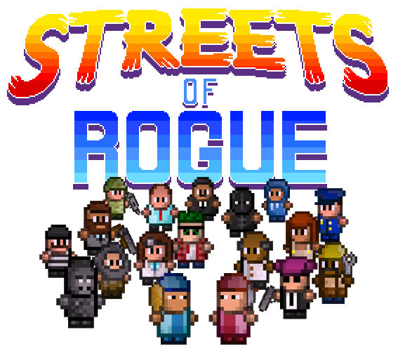 Streets of Rogue (Alpha 20c) (tinyBuild) (RUS/ENG/MULTi8) [Early Access | Р] - ALI213