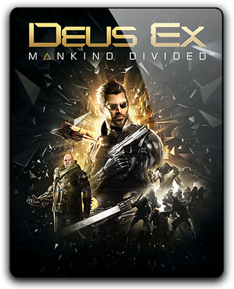 Deus Ex: Mankind Divided(RePack) by R.G.BestGamer (Digital Deluxe Edition)