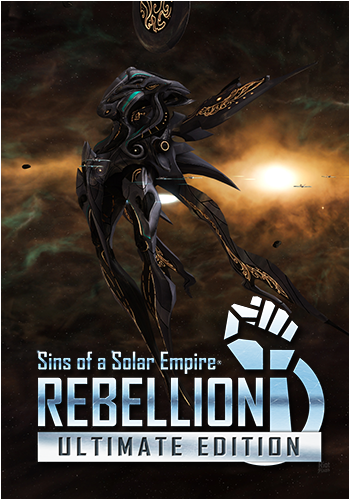 Sins of a Solar Empire - Rebellion [v 1.94 + 3 DLC] (2012) PC | Лицензия