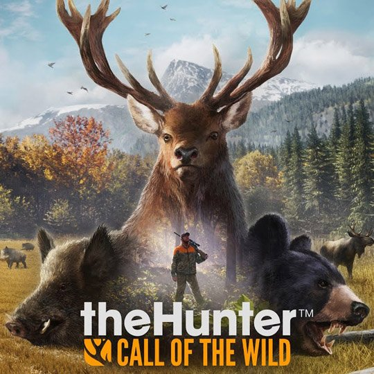 (Патч)TheHunter: Call of the Wild(Update v1.9.1)-CODEX