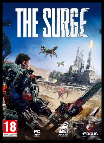 The Surge (RePack,Update 1)by R.G.BestGamer