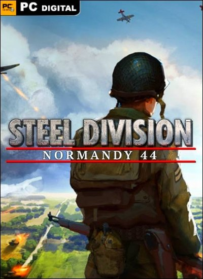 (ПАТЧ) Steel Division Normandy 44( Update Build 82772)-CODEX