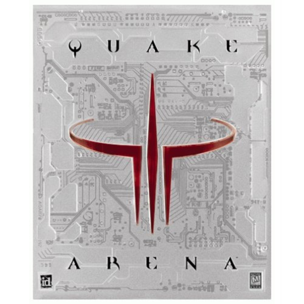 Quake 3 Arena (+Mods) (1999) [ENG] [MIX] [P]