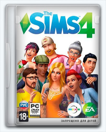 The Sims 4 (2014) [Ru/En] -RELOADED