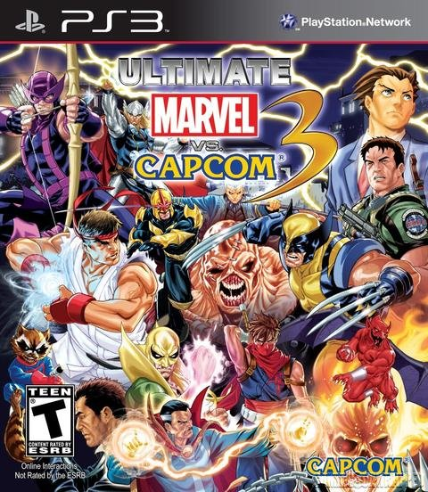 Ultimate Marvel vs Capcom 3 (2016) PC | RePack by Mizantrop1337