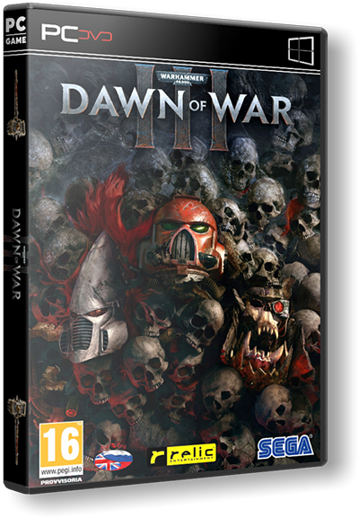 Warhammer 40000 Dawn of War III(RePack)by R.G.BestGamer