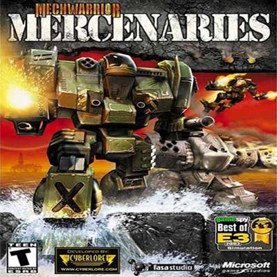 MechWarrior 4: Mercenaries HD (Microsoft) (51.03.01.0030c) (RUS-ENG) [P]