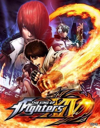 The King of Fighters XIV: Steam Edition [ENG / JAP] (2017) PC | RePack by xatab