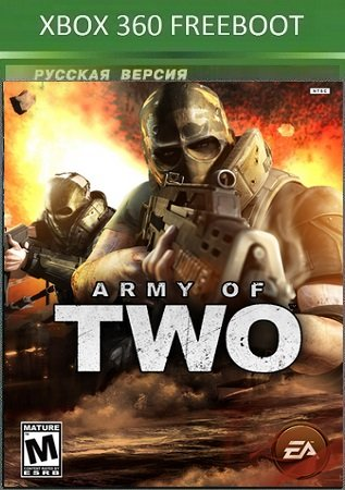 Army of Two 1-3 (FREEBOOT) Xbox360