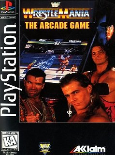 Скачать торрент WWF Wrestlemania: The Arcade Game PS1