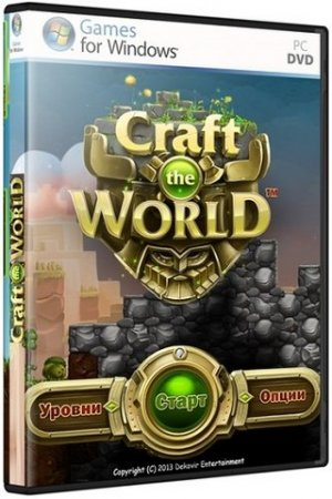 Craft The World [v 1.4.009 + 2 DLC] (2014) PC | RePack