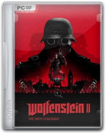 Wolfenstein II: The New Colossus [Update 10 + DLCs] (2017) PC | RePack от FitGirl