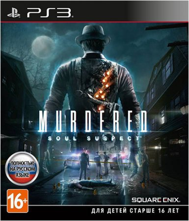 Murdered: Soul Suspect (2009) PS3 | RePack