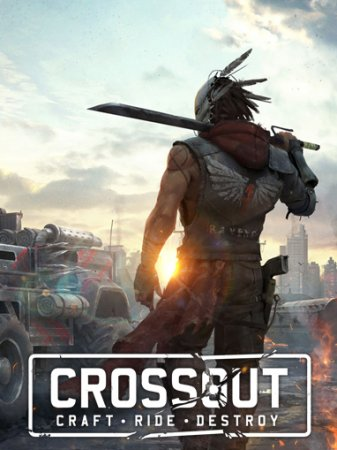 Crossout [0.10.90.123369] (2017) PC | Online-only
