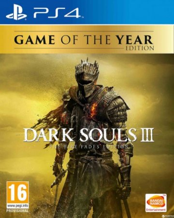 Dark Souls III (3): The Fire Fades Edition [EUR/RUS] (PS4)