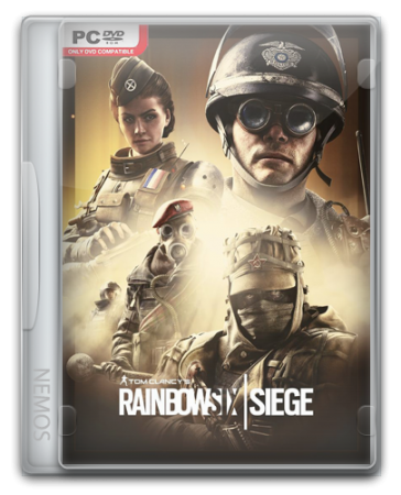 Tom Clancy's Rainbow Six: Siege - Gold Edition [v 12815133 + DLCs] (2015) PC | Uplay-Rip от =nemos=