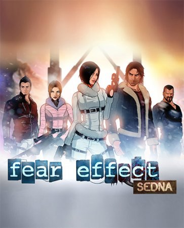 Fear Effect Sedna (ENG/MULTI3) [Repack] by FitGirl