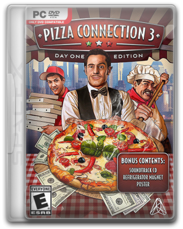 Pizza Connection 3 (2018) PC | RePack от Other s