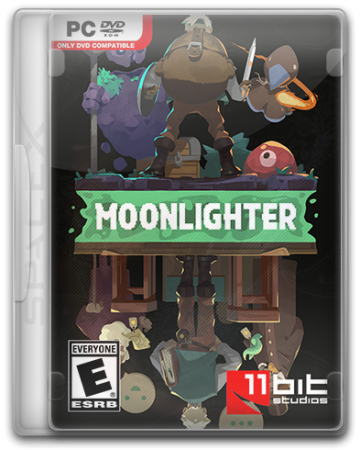 Moonlighter [v1.10.39] (2018) PC | Лицензия