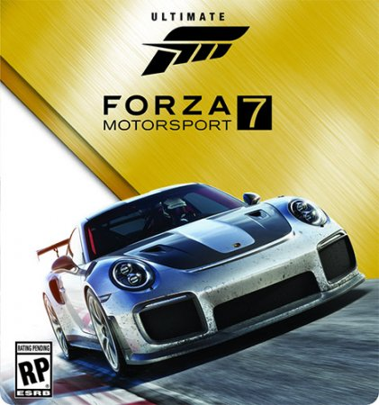 Forza Motorsport 7 [v 1.130.1736.2 + DLCs] (2017) PC | Лицензия