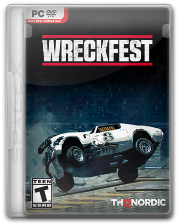 Wreckfest [Update 4 +2 DLC] (2018) PC | Лицензия