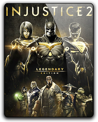 Injustice 2: Legendary Edition [Update 12 + DLCs] (2017) PC | RePack от R.G. Catalyst