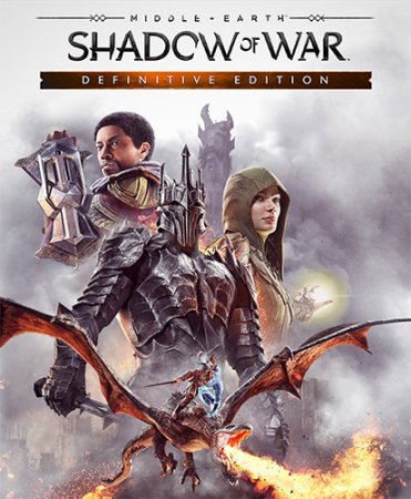 Middle-earth: Shadow of War - Definitive Edition [High Resolution Texture Pack] (2017) PC | DLC