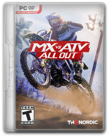 MX vs ATV: All Out [v 2.1.1 + DLCs] (2018) PC | RePack от SpaceX