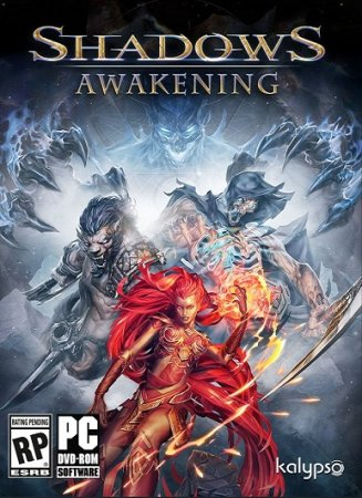 Shadows: Awakening [v 1.2 + 2 DLC] (2018) PC | RePack от R.G. Freedom