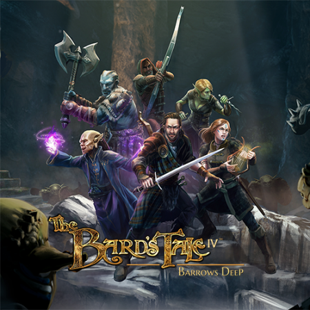 The Bard's Tale IV: Director's Cut [v 1.0.0 + DLCs] (2018) PC | Repack от xatab