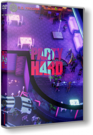 Party Hard 2 [v 1.0.013r] (2018) PC | RePack от R.G. Freedom