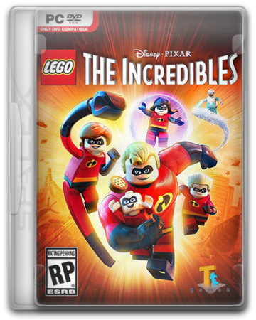 LEGO The Incredibles [v 1.0.0.62857 + 1 DLC] (2018) PC | RePack от SpaceX